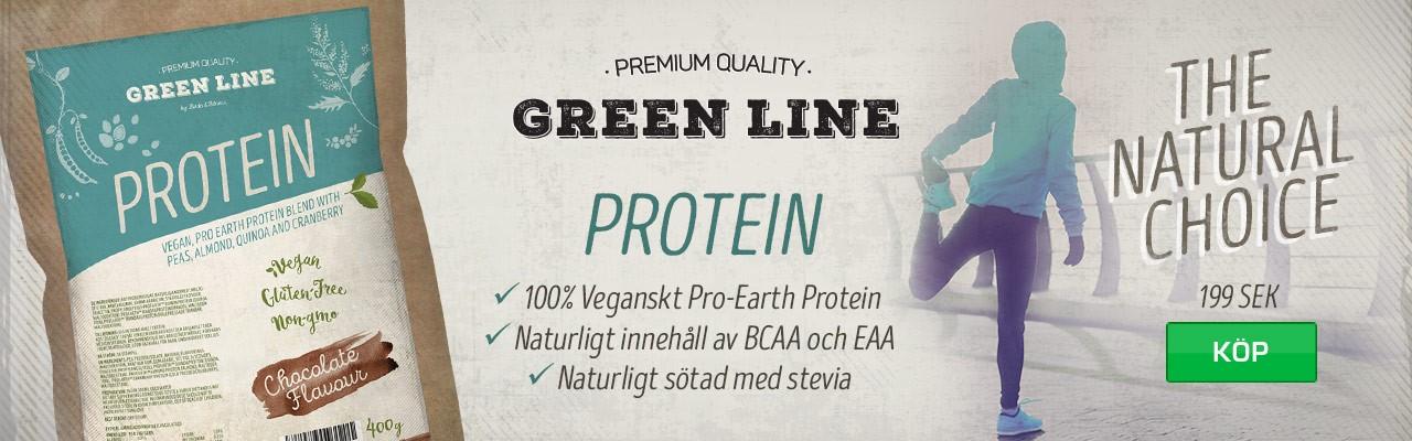 Green Line by Budofitness