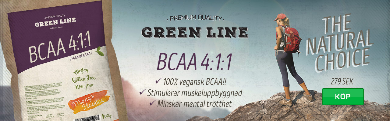 Green Line by Budofitness BCAA