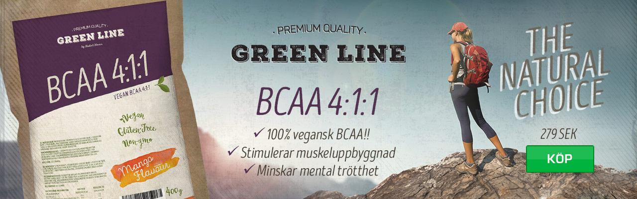 Green Line by Budofitness BCAA